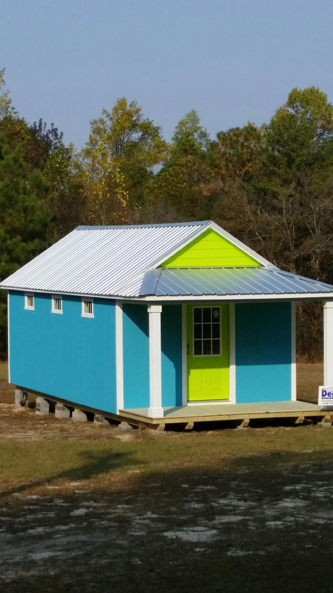 Custom Shed Idea Gallery The Shed Depot Of Nc