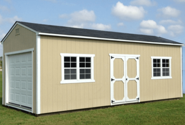 Built In NC] Storage Sheds For Sale | In Stock Or Fully Custom